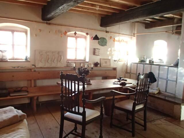 Living - dining room/Wohn-Esszimmer