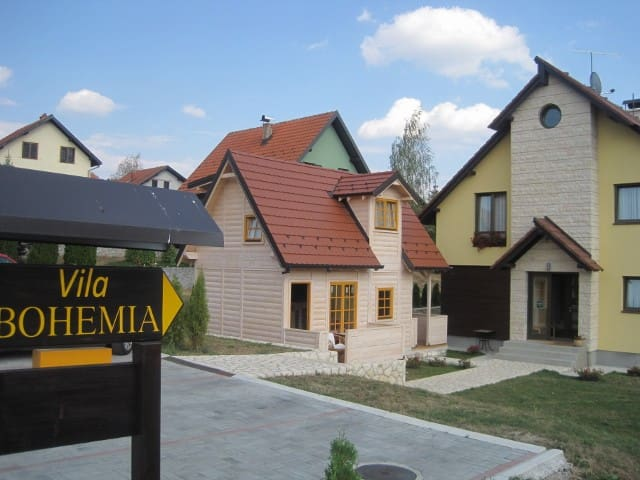 De lux apartments Bohemia for rent - Zlatibor - Apartament