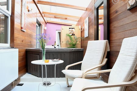 Gorgeous Hampstead relaxation house