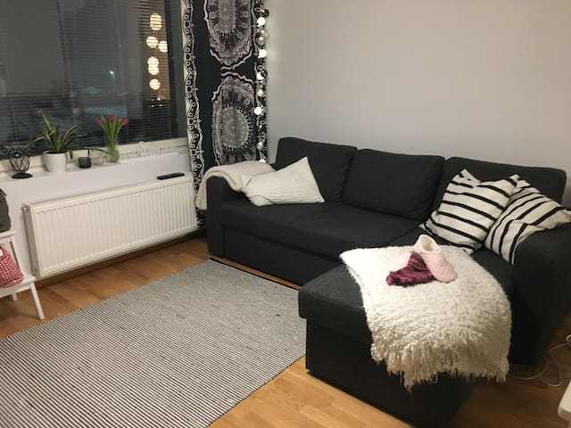 Shared room close to the citycenter! - Рованиеми - Квартира