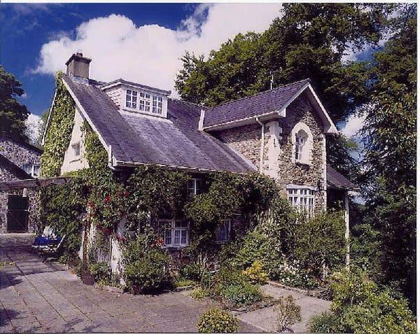 Clynfelin - UK - West Wales - - Cwm-Morgan - House