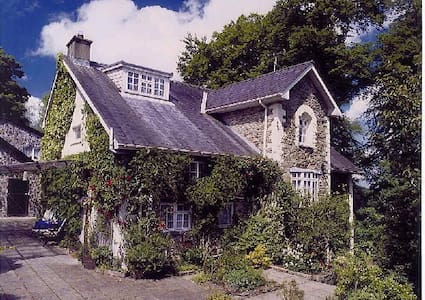 Clynfelin - UK - West Wales - - Cwm-Morgan - Casa