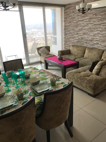 Apartment in Costa del Este, 2 beds - Панама - Apartemen