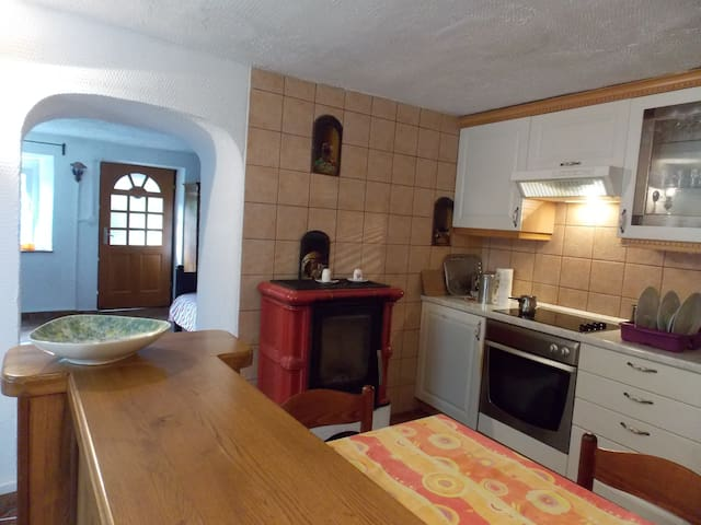 Apartma by the creek, Tolmin - Poljubinj - Appartement