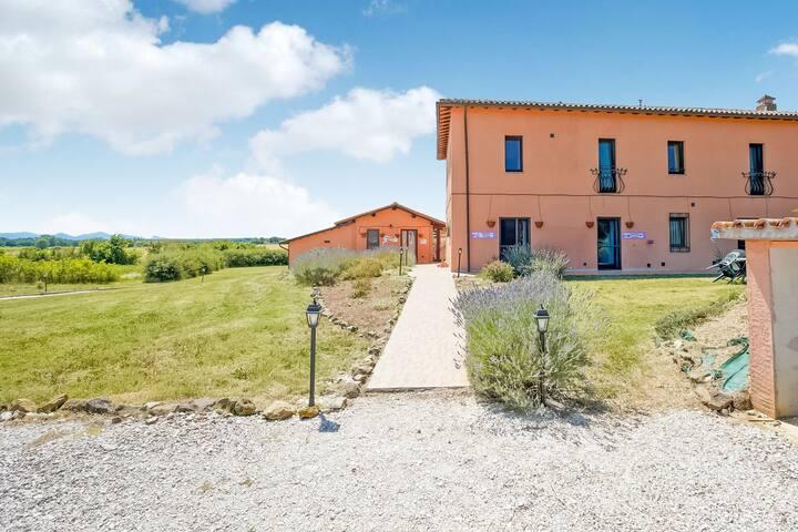 Aangenaam appartement in Castiglione del Lago