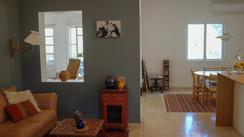 Stunning house in beautiful Kibbutz - Amir - Casa