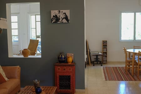 Stunning house in beautiful Kibbutz - Amir - Talo