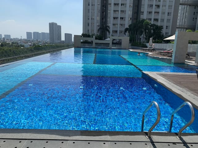 Luxury Lexington apt FREE GYM&Pool, An Phu, D2