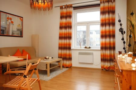 "STUDIO NEAR THE CENTER ""FREE PARKING"" 15MINoldTOWN - Prag"