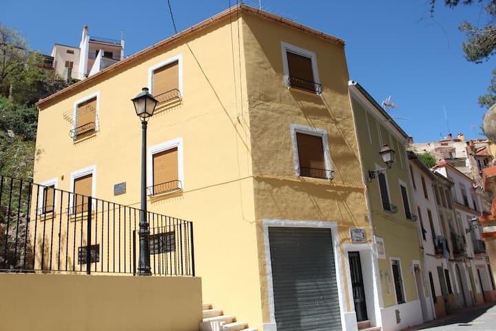 Casa Rural Mariola en Agres