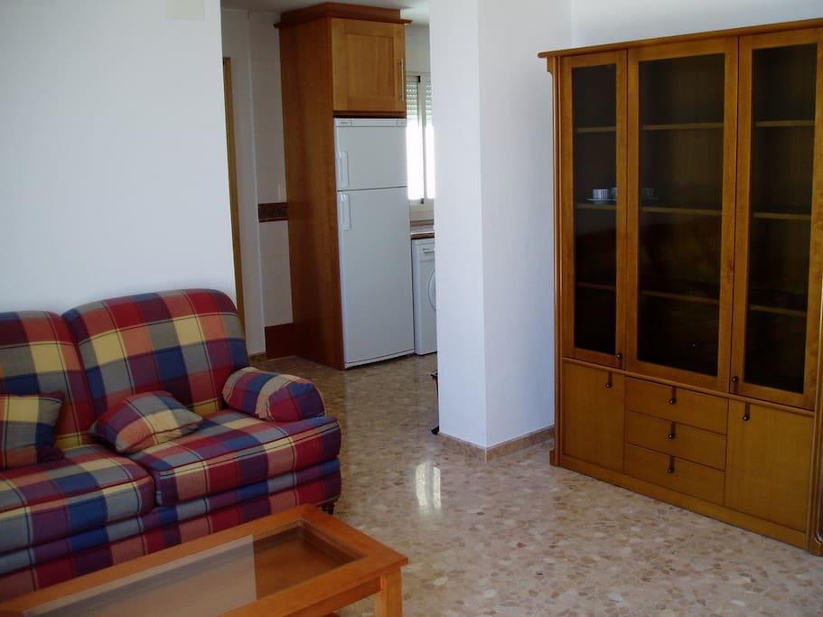 Apartamento atico playa de granada apartamentos en alquiler en polopos andaluc a espa a - Apartamentos en granada playa ...