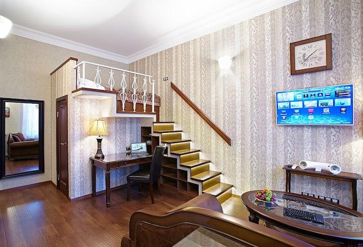 Apartment on Zagorodny avenue 22