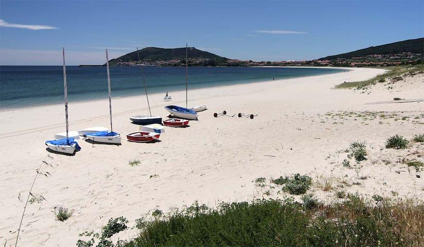 Chalet Pichin Playa Langosteira - Cape Finisterre - Dům