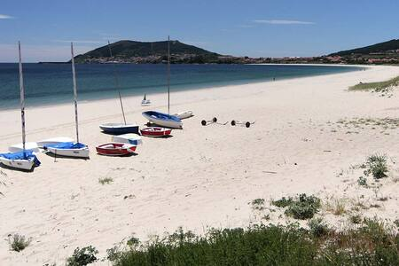 Chalet Pichin Playa Langosteira - Cape Finisterre - Ház