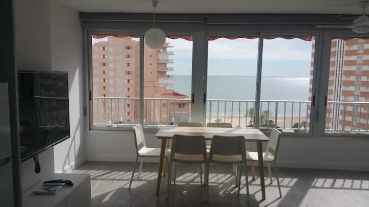 Apartamento en la playa 6.