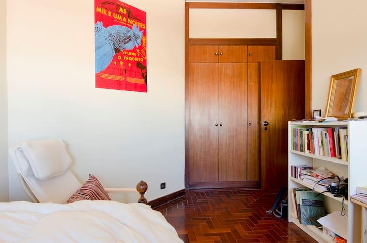 Campo Grande room in Lisboa (2) - Lisboa - Apartment