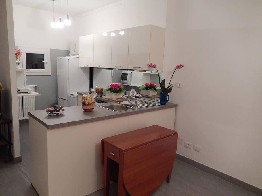 cuisine et séjour