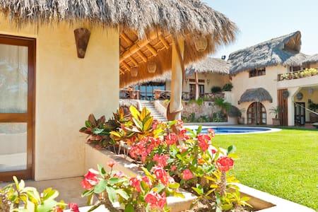 Villa Boda - 4 BR/6 BA Luxury Villa - Lo De Marcos - Haus