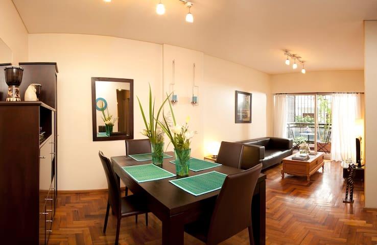 Beautiful apartment, big, spacious
