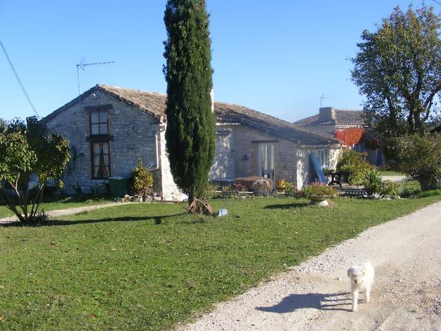 Un paradis dans le Lot avec piscine et poneys - Bagat-en-Quercy - Ev