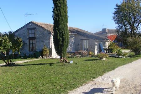 Un paradis dans le Lot avec piscine et poneys - Bagat-en-Quercy - Rumah