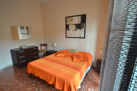 c.Trastevere'sHearth! double room
