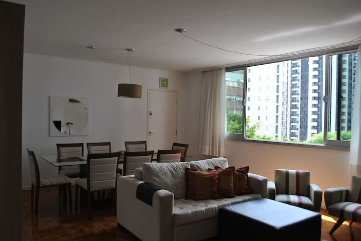 Great location in Sao Paulo - São Paulo - Apartment