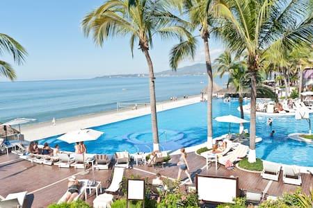 Ocean View 2BR in Nuevo Vallarta!!