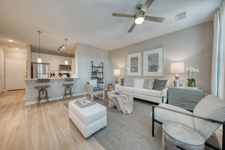 Stay and Relax | 2BR in San Antonio