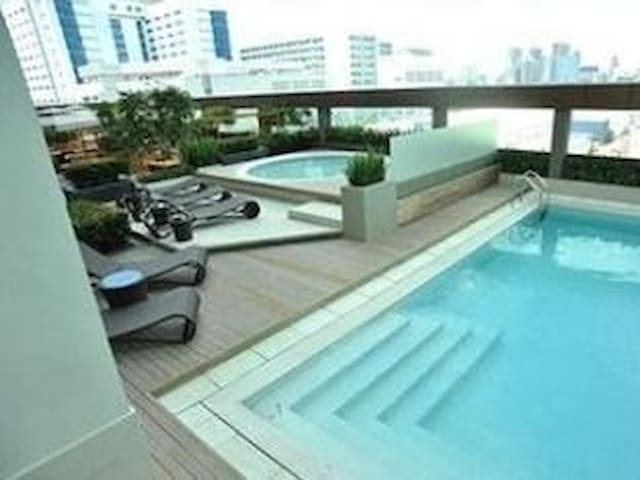 F1 Hotel Luxury Studio Suite Wifi - Taguig City - Apartemen