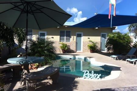 Village with pool  - Ensenada
