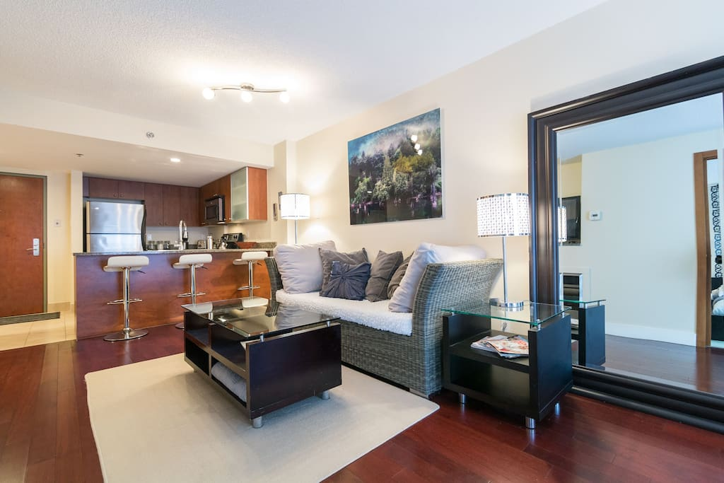 La belle luxury boutique old port apartment - Appartement a louer vieux port montreal ...