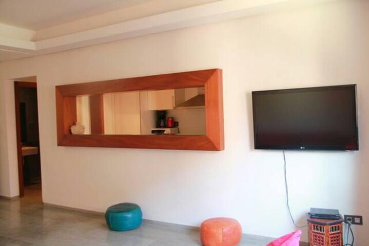 jolie appartement à louer - Marrakech - Daire