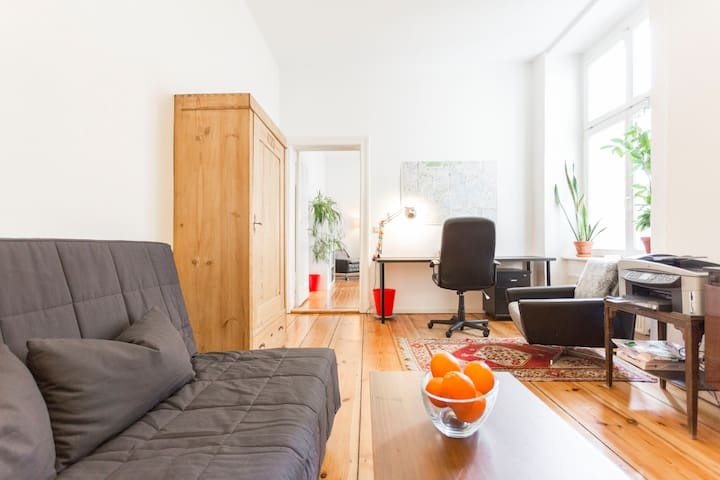 Cozy and central 2BD in Berlin