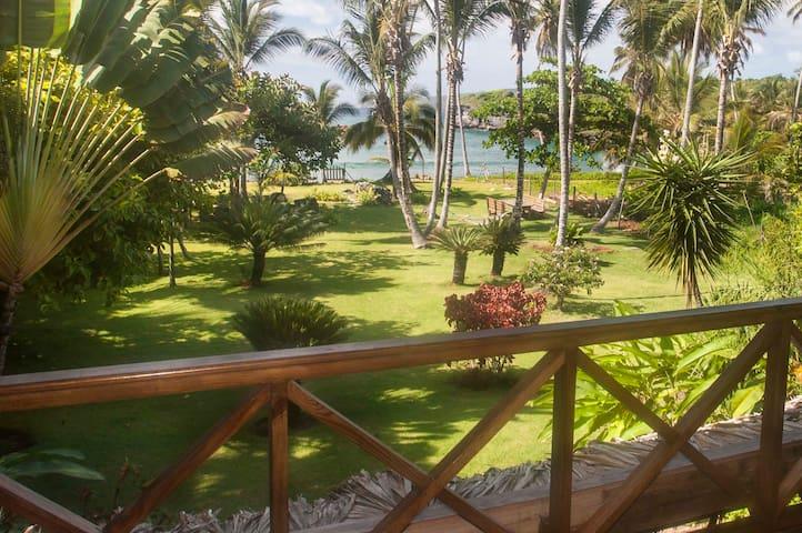 Villa Ixora - Ocean Front - Las Galeras - House