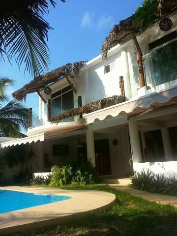 Casa Estrella Pie de la Cuesta Aca - Acapulco