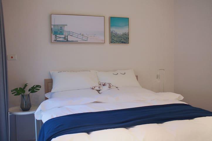 【提諾公寓Tino's Apartments】雙人房B/ 陽台/車位/15%早鳥優惠/10%晚鳥優惠
