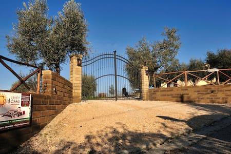Agriturismo Casale Contessa - Montebuono - Huoneisto