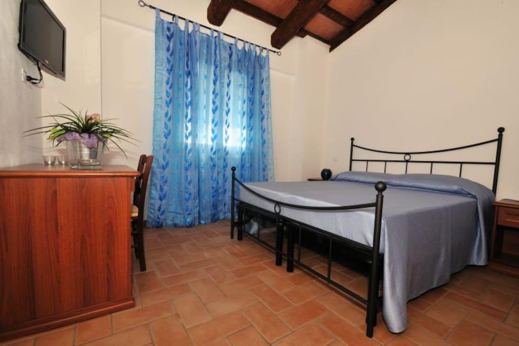 Camera da letto Appartamento Malvasia