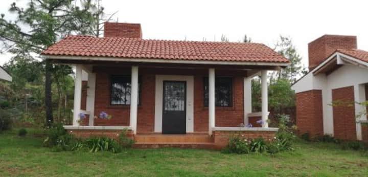 """Centro Ecoturista """"La Mesa"""" Cabaña 9 El Tigre Mich"""