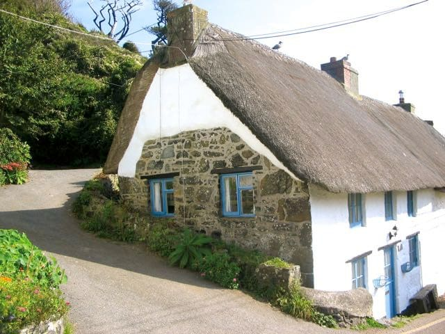 Campion Cottage in Cadgwith Cove