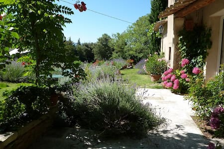 Beautiful charming Provencal - Saumane-de-Vaucluse - Haus