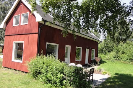 Lovely cottage close to sea, Lund and Malmö - LOMMA