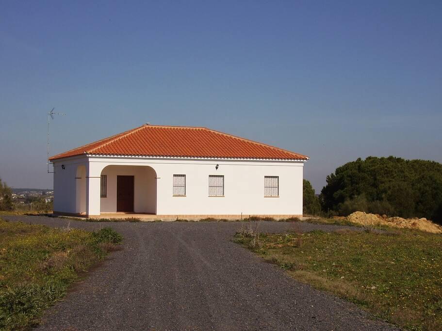 Casa rural cerca de la playa el rompido casas en alquiler en cartaya huelva andalusia espa a - Alquiler casa playa huelva ...