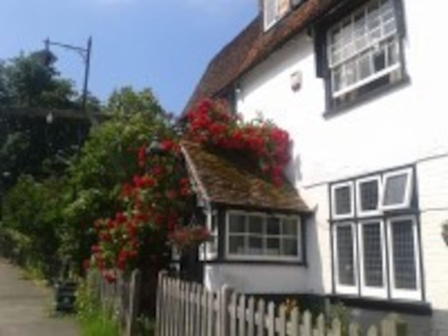 Horse and Groom Cottage our 16th century home