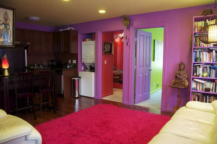 ATTN INTERNS AND STUDENTS:  URBAN RAINBOW CONDO
