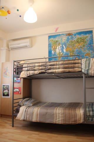 Children's room / Habitación para niños