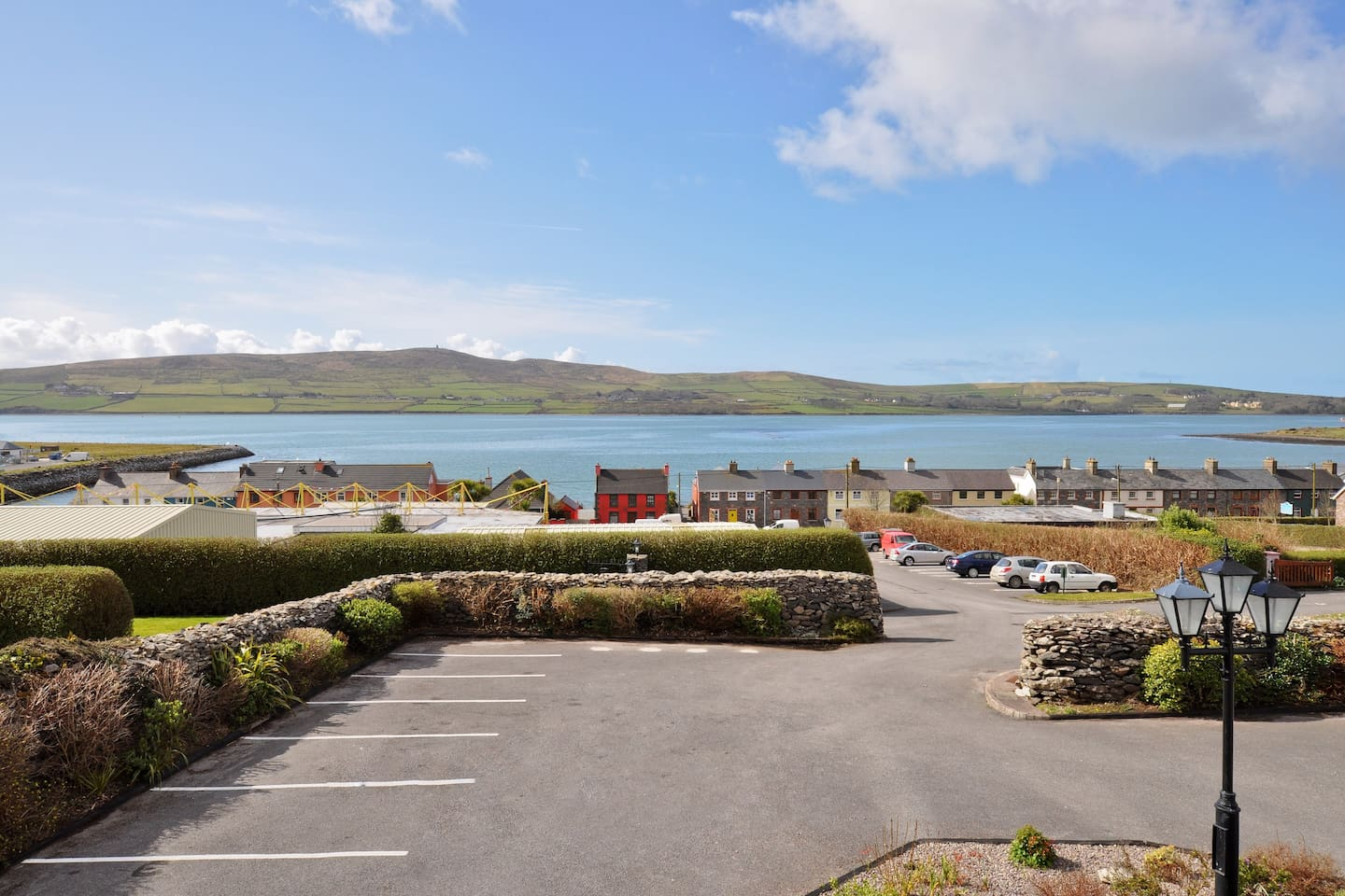 View of Dingle Harbour