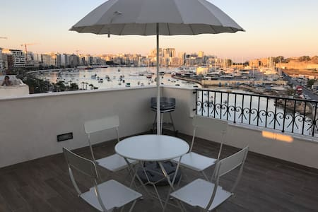 New, SeaView, Duplex Penthouse, with Large Terrace