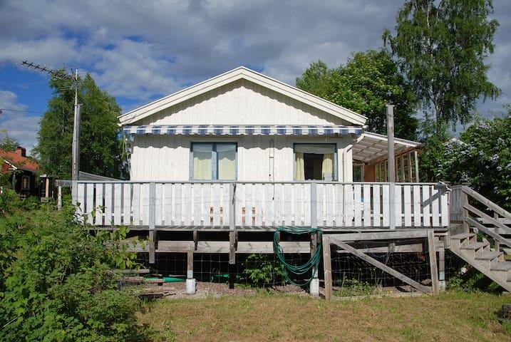 Stuga i Backa by utanför Rättvik - Rättvik - Rumah